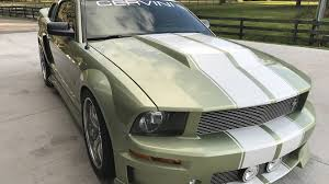 2006 Ford Mustang GT Cervini C500 | W238 | Kissimmee 2017
