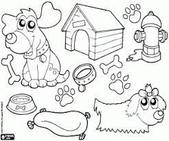 Disegni Di Animali Domestici Da Colorare E Stampare