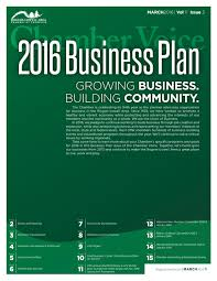 Frank Sharum Landscape Design 2016 Business Plan March Chamber Voice By Rogers Lowell