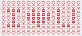 I Love You Emoji Art Copy And Paste Hola Braggs Co