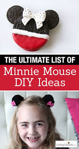 the ultimate list of minnie mouse craft ideas party ideas diy crafts and disney