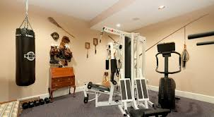 uncategorized basement workout room ideas exercise or home gym