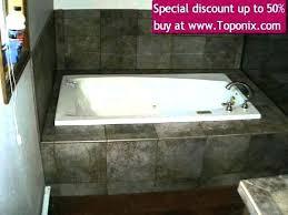 46 inch bathtub bathtub cool bathroom inspirations refinishing tub repairs full size inch freestanding bathtub 46 inches