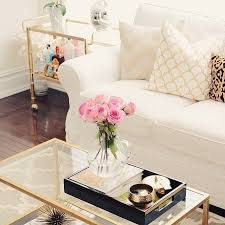 super modern living room coffee table