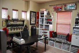 office craft ideas. Neat And Creative Scrapbook Room Ideas | Handbagzone Bedroom Office Craft A