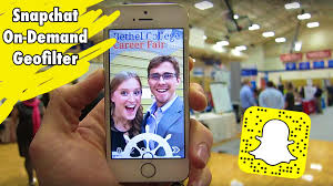 snapchat on demand geofilter for the bethel college career fair snapchat on demand geofilter for the bethel college career fair