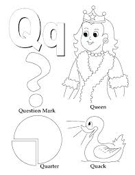 the letter c coloring pages of words m for s free lette