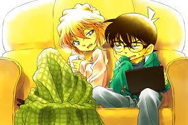 Edogawa Conan, Haibara Ai - Zerochan Anime Image Board