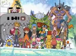 Digimon Digivolution Chart Season 1 List Of Digimon Adventure Characters Wikipedia