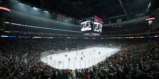 musco s led technology helps xcel energy center meet all of its lighting needs