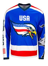 Shop Pbr Usa Cup Global Jersey Performance Sublimated