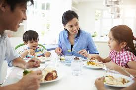 family meals month september is national family meals month farm and dairy