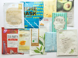 korean sheet masks how i fell in love with sheet masks the wanderlust project