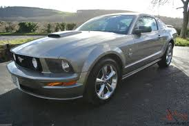 Mustang GT 45TH Aniversary Edition 2009 Silver Hi Spec Car PRICE ...