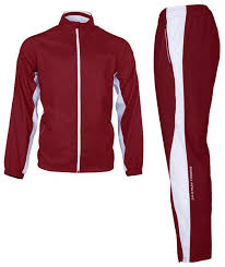 Russell Mens Woven Warmup Jacket Pants Kit