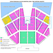 Spark Arena Seating Chart Neil Diamond Live In Concert In New Zealand
