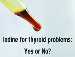 Image result for iodine supplements for thyroid
