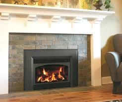 installing a gas fireplace insert install gas fireplace insert cost