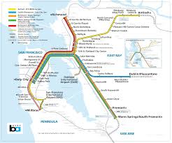 San Jose Light Rail Map Bay Area Rapid Transit Expansion Wikipedia