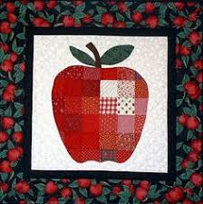Bee In My Bonnet: The Bee in my Bonnet Row Along - Row 4!!!...cute ... & Bee In My Bonnet: The Bee in my Bonnet Row Along - Row 4!!!...cute and easy  apples & apple cores. | quilts | Pinterest | Bees and Apples Adamdwight.com