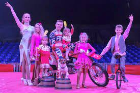 Meet the circus families where infant knife throwers and motorbike fixers  will never learn to catch a train | News Review | The Sunday Times