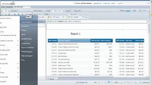 Sap Business Objects Information Design Tool Tutorial Web Intelligence 4 0 Tutorial Part 3 Sap Business Objects
