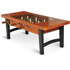 EastPoint Sports 55-inch Coffee Table Soccer Foosball Game Table