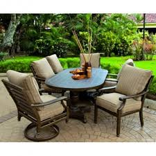 brown wicker outdoor furniture dresses: grand regent cushion dining luxury patio furnishings with a traditional style is available in the grand