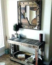 rustic wood picture frames. Large Wood Mirror Rustic Framed Mirrors Wooden Frame Frames Wall And Metal Reclaimed Picture R