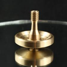 Longest Spinning Top Design Spinoff Precision Spinning Top
