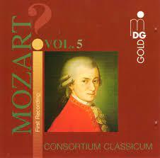 Wolfgang Amadeus Mozart (1756-1791) • Mozart? Vol. 5 CD