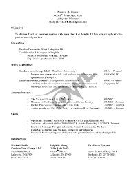 Purdue Resume Sample Best of Download Purdue Resume Sample DiplomaticRegatta