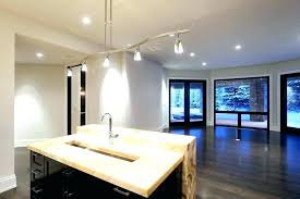 track lighting in the kitchen. Track Lighting Kitchen Pendant In The
