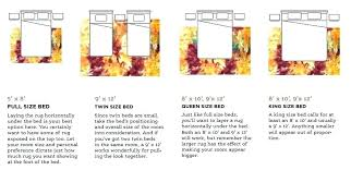 rug size for queen bed what size rug under queen bed courtesy rugs rug size for