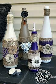 Wine Bottles Decoration Ideas Musely 50