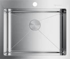<b>Кухонная</b> мойка <b>OMOIKIRI</b> Akisame 59-IN нержавеющая сталь