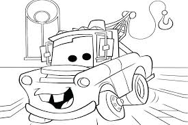 Disney Car Printable Coloring Pages Coloring Games Movie