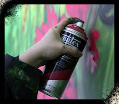 Image result for spray paint
