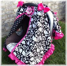 personalized infant car seat cover tent for nice
