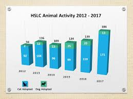 Animal Activity Chart Humane Society Of Loudoun County Chart 1 Animal Activity