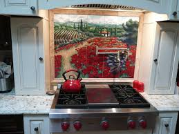 Mural Tiles For Kitchen Decor Decorative Tiles For Kitchen Backsplash Rafael Home Biz