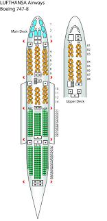 config 1 lufthansa seat maps