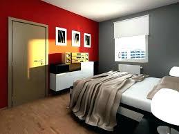 ... Black White Bedroom. Red ...