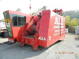 Manitowoc 4100w For Sale Crane For Sale In Knoxville