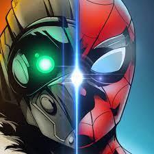 2048x2048 Spider Man Homecoming Art ...