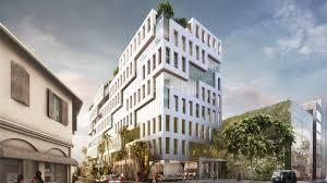 Design of office building Two Storey Dreamstimecom Mvrdv Unveils Plans For Sri Lankan Office Building With Stepped Terraces