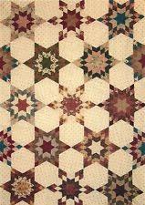 Western Quilt Pattern | eBay & Western Star Quilt Pattern by Laundry Basket Quilts Adamdwight.com