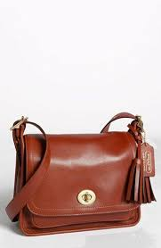 COACH  Legacy Archival Rambler  Leather Crossbody Bag, Small available at   Nordstrom  NSale