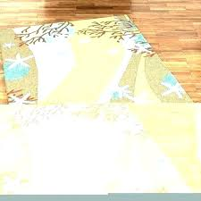 beach themed outdoor rugs area new decor throw blankets