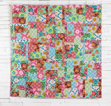 Bangalore II Quilt Kit | Amy butler, Fabrics and Big block quilts & Bangalore II Quilt Kit Adamdwight.com